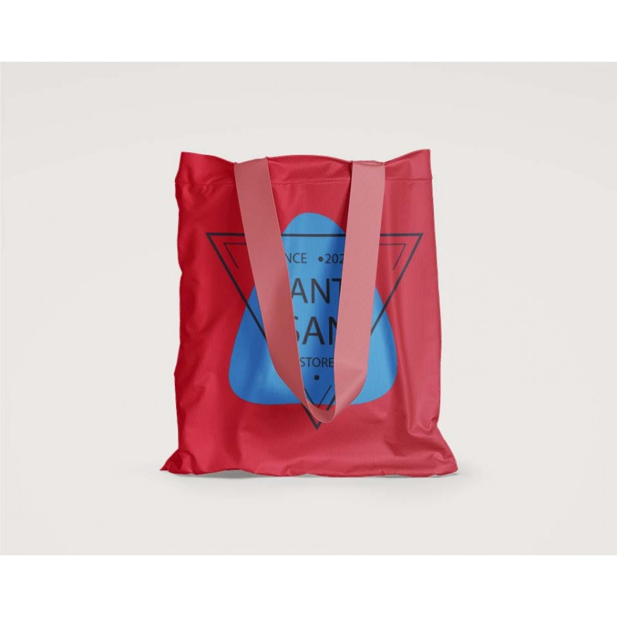 Alışveriş Çantası Kırmızı