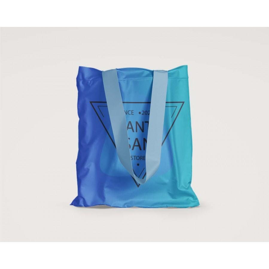 Alışveriş Çantası Mavi